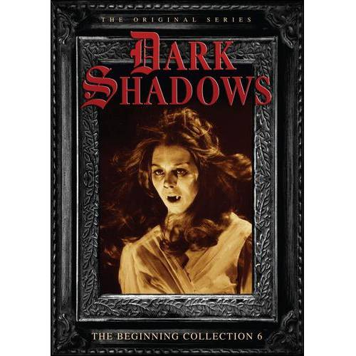 Dark Shadows: The Beginning - Collection 6  (Full Frame)