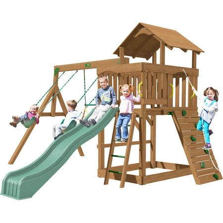 Creative Playthings Eastport Swing Set (Creative Playthings Swing Sets)
