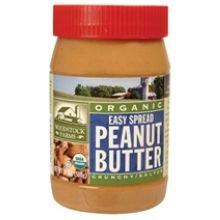 Woodstock International Organic Peanut Butter; No Salt & ...