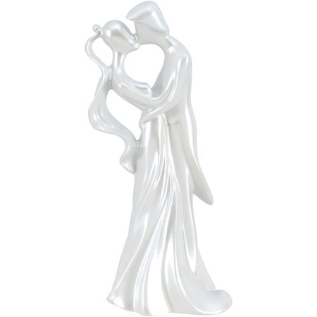 Wilton First Kiss Wedding Cake Topper