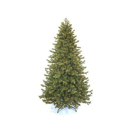 equinox 2 cdf 11il1 75 artificial pre lit christmas tree douglas fir