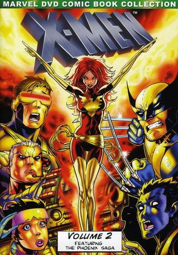 Buena Vista Marvel X-men-v02 [dvd 2 Disc ff 1.33 sp-fr-both] by DISNEY/BUENA VISTA HOME VIDEO