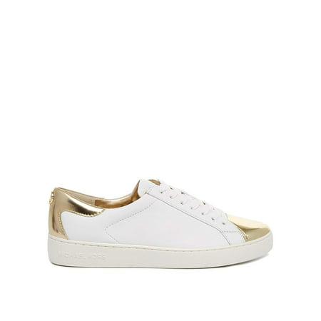 af3df873d7de0 Michael Michael Kors Womens Frankie Sneaker Leather - image 1 of 2 ...