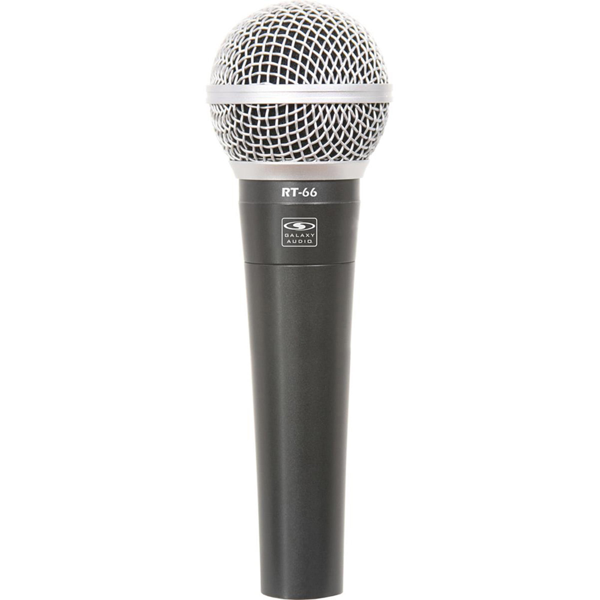 Galaxy RT66X, Handheld Dynamic Microphone with XLR M-F Cable by Galaxy Audio