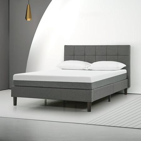 spa sensations by zinus 8 eco sense memory foam mattress. Black Bedroom Furniture Sets. Home Design Ideas