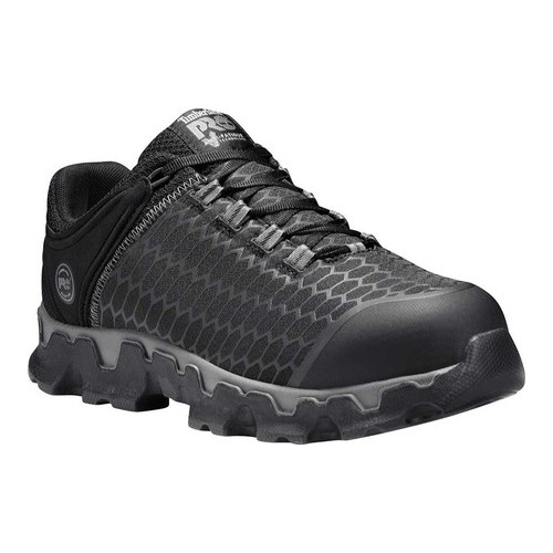 Men's Timberland PRO Powertrain Sport Alloy Safety Toe SD Plus Shoe by Timberland PRO