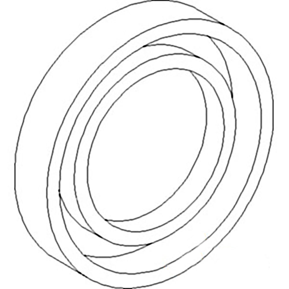 70235253 New Clutch Shaft Seal For Allis Chalmers Tractor