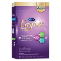 Enfamil Enspire Gentlease Infant Formula with MFGM & Lactoferrin, a Protein found in Colostrum - 29 oz Powder Refill Box