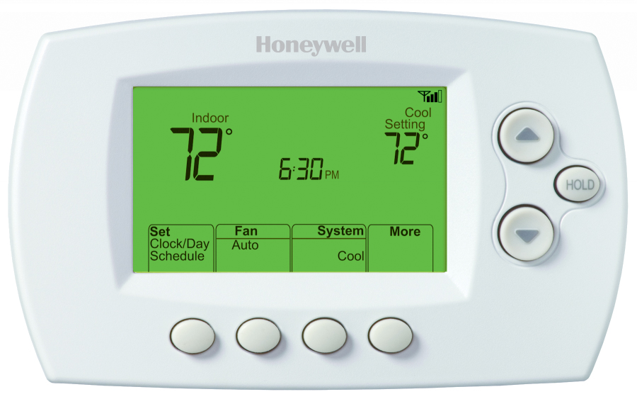 honeywell wi fi 7 day programmable thermostat walmart com rh walmart com Honeywell Thermostat Operating Manual honeywell programmable thermostat installation guide