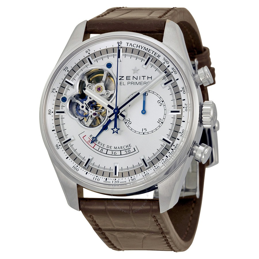 Zenith Chronomaster Open Power Reserve Mens Watch 032080402101C494
