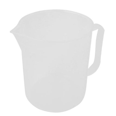 500ml Lab Kitchen Measure Cup Beaker for Water Sauce Sugar