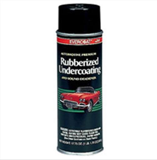 Rubberized Undercoating, 1-Quart Fibre Glass-Evercoat 347 FIB