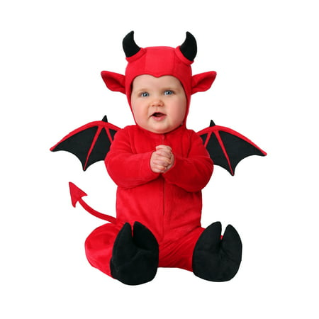 Infant Adorable Devil Costume (Adorable Couples Costumes)
