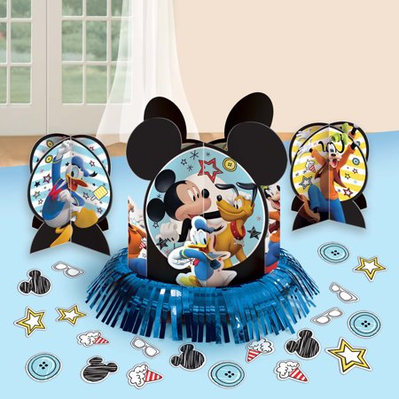 Mickey On The Go Table Decorating Kit](Dress Up Mickey)