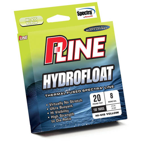 P-Line 20# Hi-Vis Hydrofloat Spool