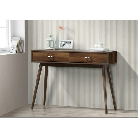 4D Concepts Montage Midcentury Writing Desk 4d Concepts Folding Desk