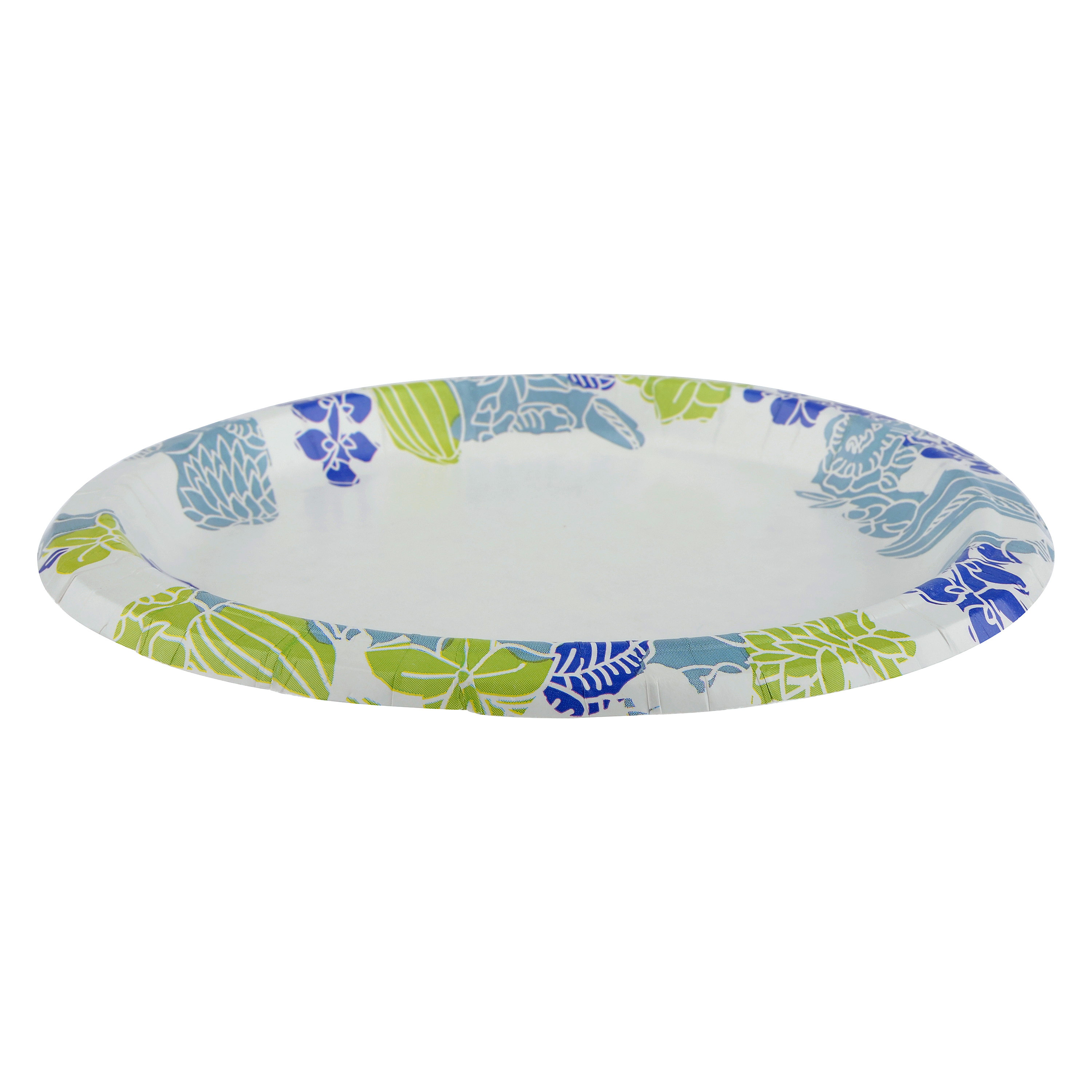 Great Value Everyday Premium Paper Plates 8 5/8  100 Count Image  sc 1 st  Walmart & Great Value Everyday Premium Paper Plates 8 5/8