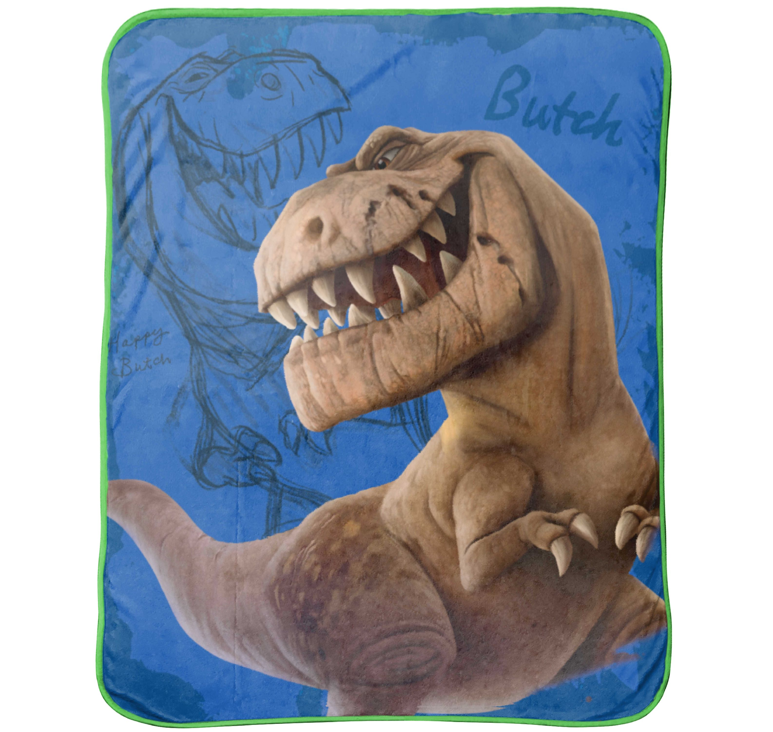 "Disney The Good Dinosaur Carnivore 50"" X 60"" Throw"