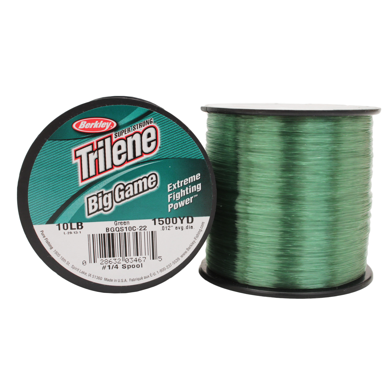 Berkley Trilene Big Game Monofilament Fishing Line Spool