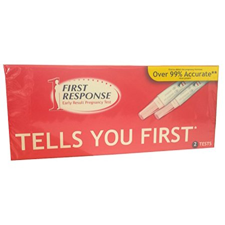 First Response Early Result Pregnancy Test, 2