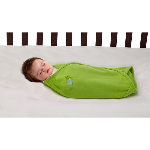 Little Bedding by NoJo Ocean Dreams Swaddle Blanket