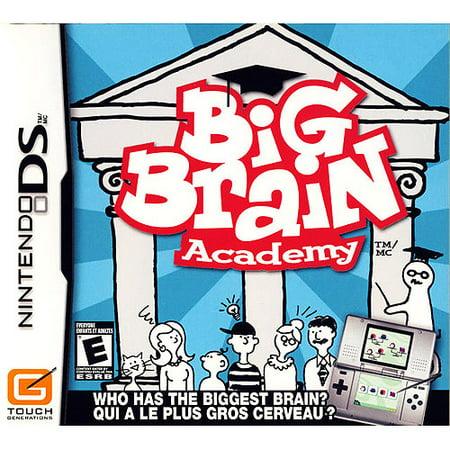Nintendo DS - Big Brain Academy