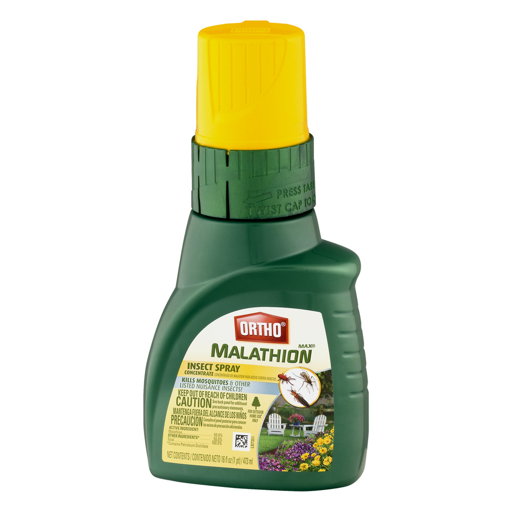 Ortho MAX Malathion Insect Spray Concentrate - Walmart com