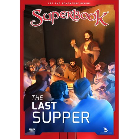 DVD-The Last Supper (SuperBook) - The Last Supper Club Halloween