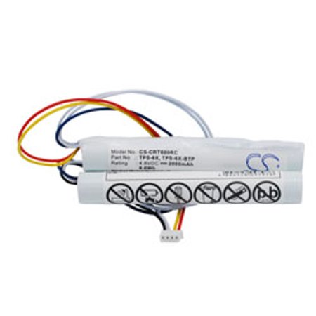 Replacement for CRESTRON TST-600 BATTERY replacement battery