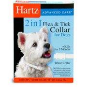 "Ultraguard Flea & Tick Dog Collar 20"", White 1 ea (Pack of 6)"