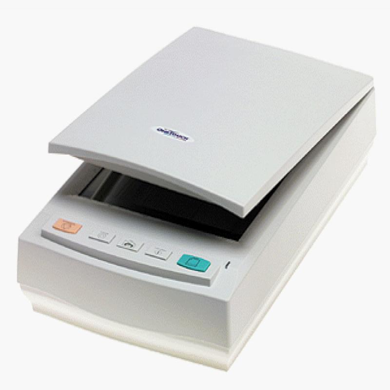 Visioneer OneTouch 7600 Parallel Flatbed Scanner by