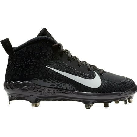 Nike Men's Force Trout 5 Pro Metal Baseball Cleats, Amarillo/White, Medium ()