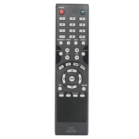 Sharp Aquos Backlight (New 845-039-40B0 TV Remote Control fit for SHARP AQUOS TV LC-60E69U LC-40LE431 LC-40LE431UA LC-60E69U)