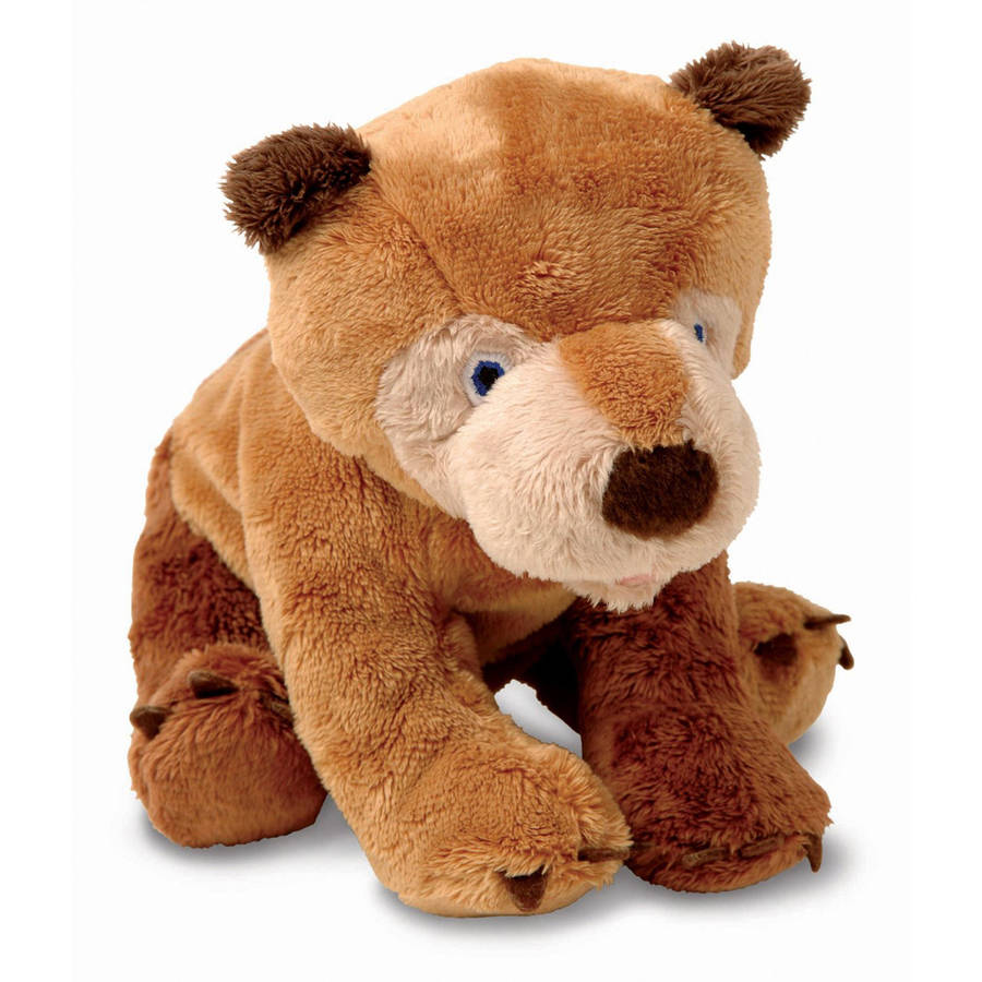 Kids Preferred World of Eric Carle Jumbo Brown Bear Plush by Kids Preferred