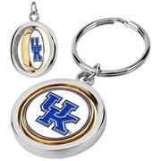 LinksWalker LW-CO3-KYW-KCSPIN Kentucky Wildcats-Spinner Key Chain
