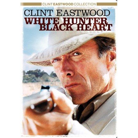 White Hunter, Black Heart (DVD)](Black And White Halloween Movie)