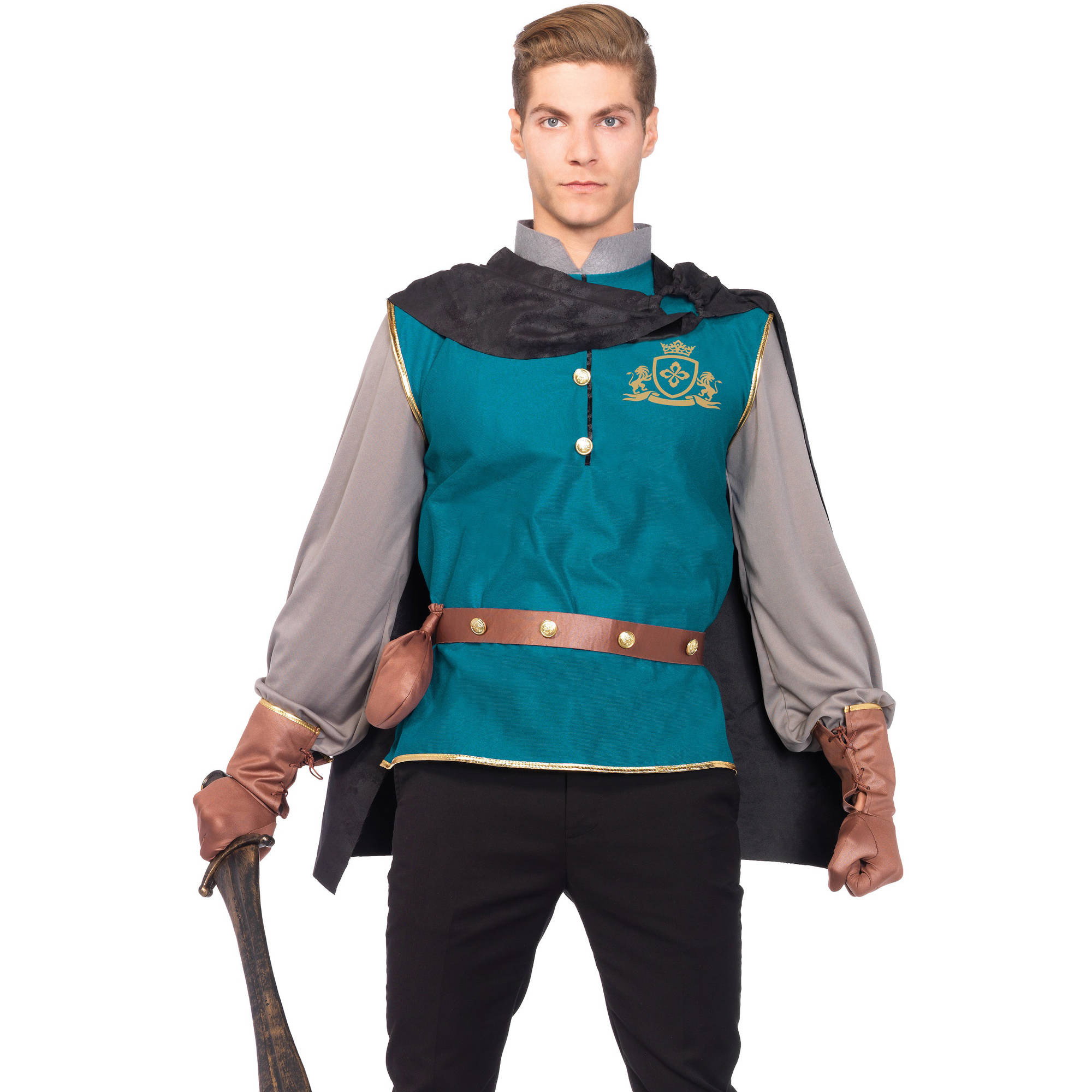 Leg Avenue Storybook Prince 4-Piece Adult Halloween Costume