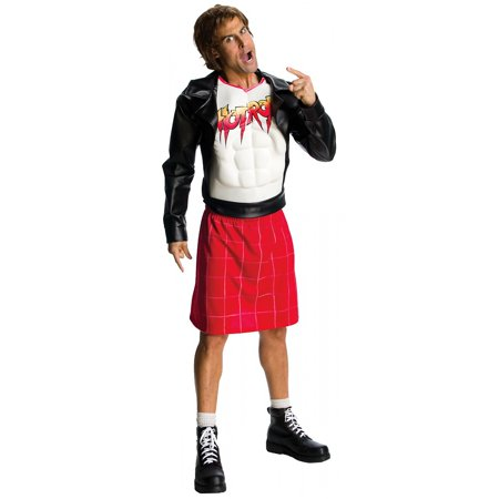 Rowdy Roddy Piper Adult Costume - X-Large - Rowdy Roddy Piper Costume