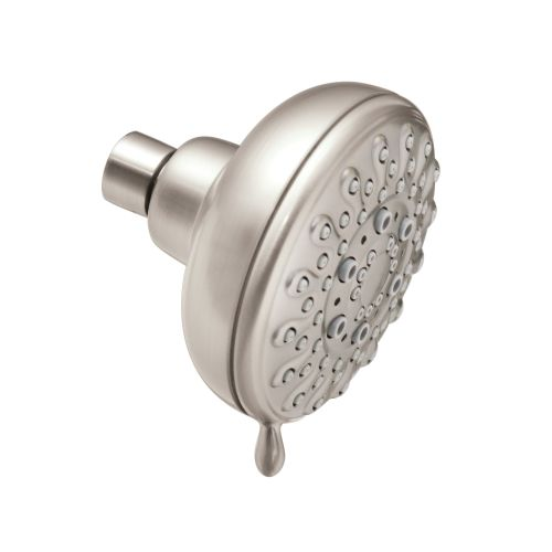 Moen 23016 2.5 GPM Multi-Function Shower Head from the Banbury Collection