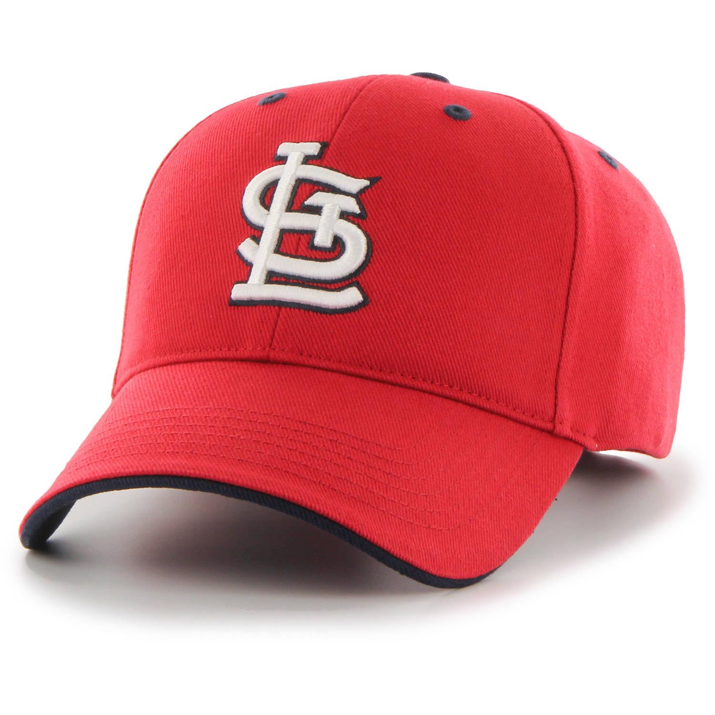 Fan Favorites St Louis Cardinals MLB Youth Fit Money Maker Cap
