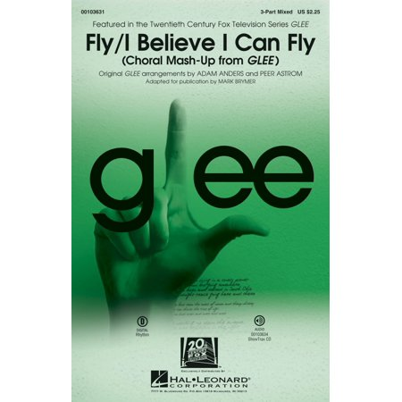 Hal Leonard Fly/I Believe I Can Fly (Choral Mash-up from Glee) 3-Part Mixed by Nicki Minaj arranged by Adam - Nicki Minaj Super Bass Wig