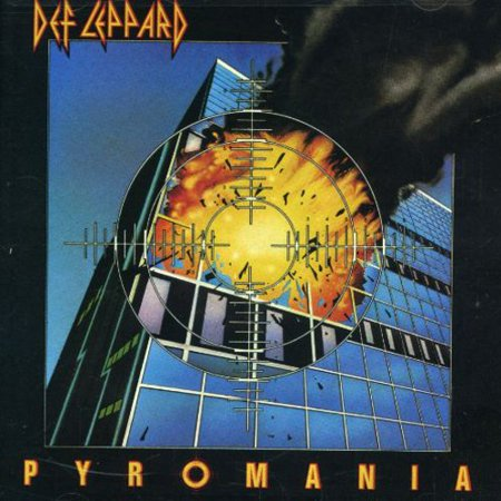 Recordings Cd Album - Def Leppard - Pyromania (Original Master Recording) (CD)