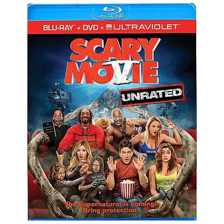 Scary Movie 5 (Blu-ray) (Halloween And Scary Attractions Show)