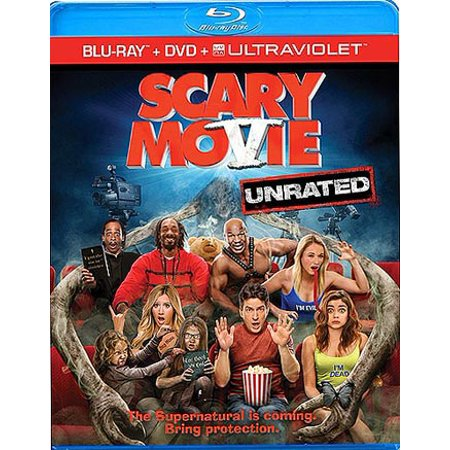 Scary Movie 5 (Blu-ray) (Halloween Order Films)