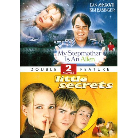 My Stepmother Is An Alien starring Dan Aykroyd and Kim Basinger / Little Secrets starring Evan Rachel Wood and Vivica A. Fox - Kim Possible As A Baby