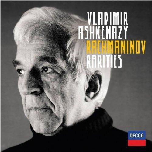 Rachmaninoff Rarities