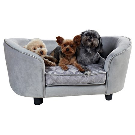 Enchanted Home Pet Quicksilver Pet Sofa Bed