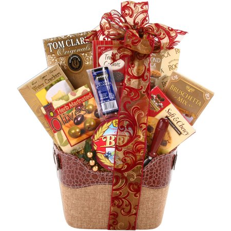 Alder Creek Snack Gift Basket, 9 pc