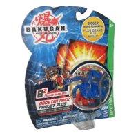 Bakugan Battle Brawlers Blue Oberus Bakuswap Booster Pack Spin Master Toy