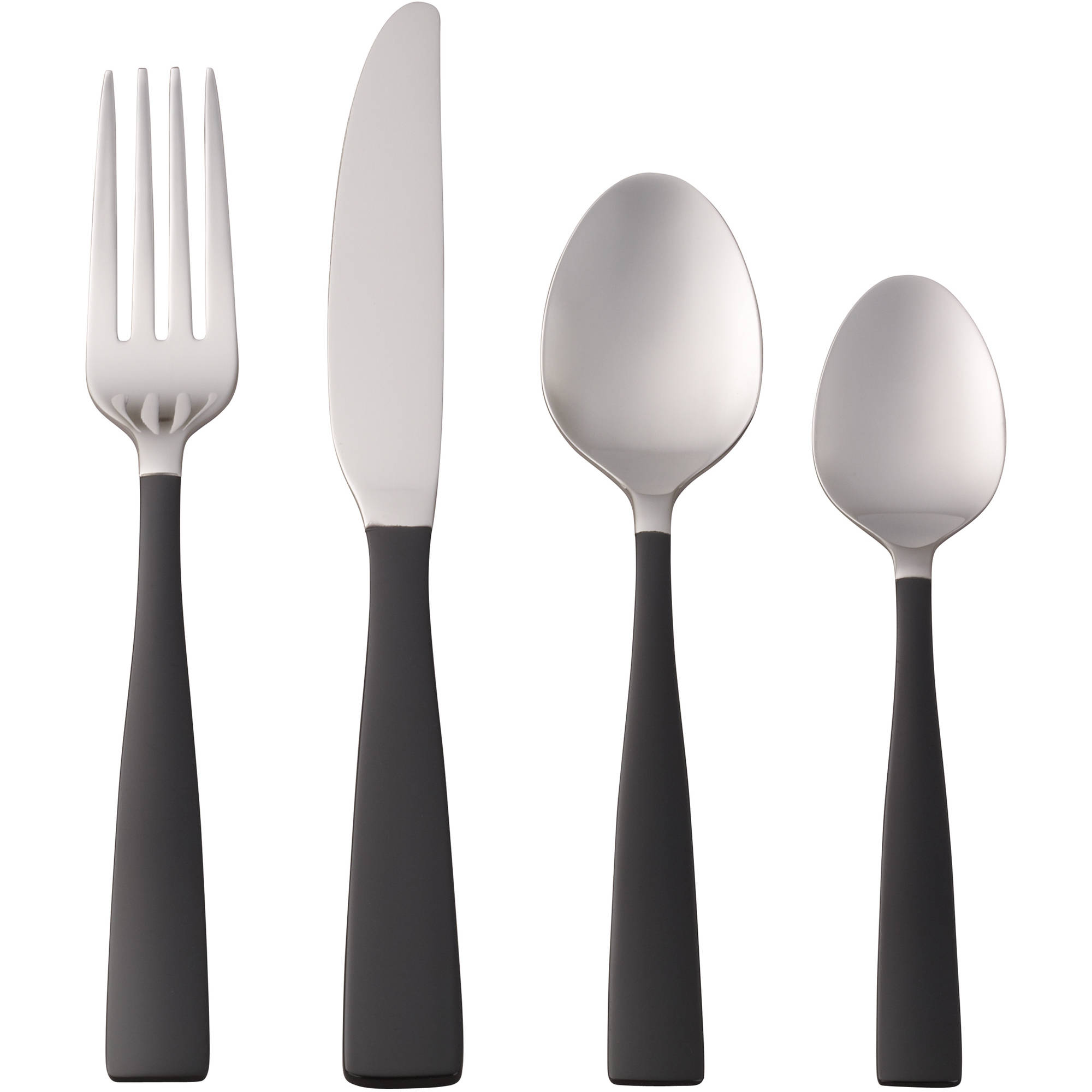 Better Homes and Gardens Urban 16-Piece Flatware Set by